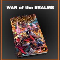 کمیک WAR of the REALMS
