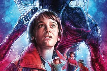 کمیک Stranger things