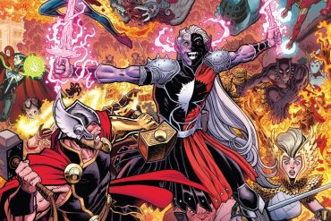 کمیک WAR OF THE REALMS