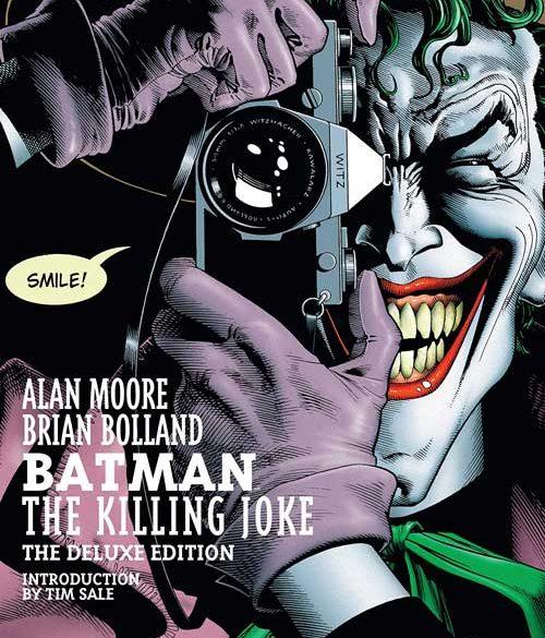 کمیک Batman: the killing joke(بتمن جوک کشنده)