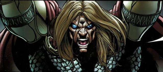 5 نسخه قدرتمند  کامیکان Thor