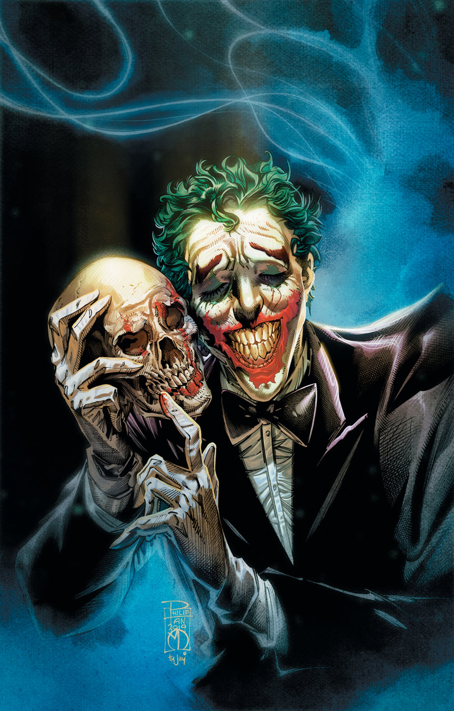 کمیک Joker - Year Of The Villain