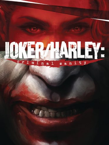 joker and harly comic