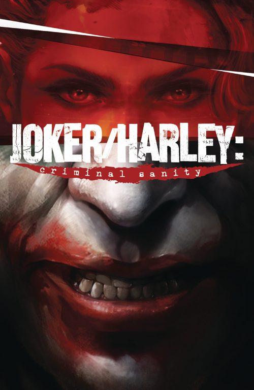 joker and harly comic