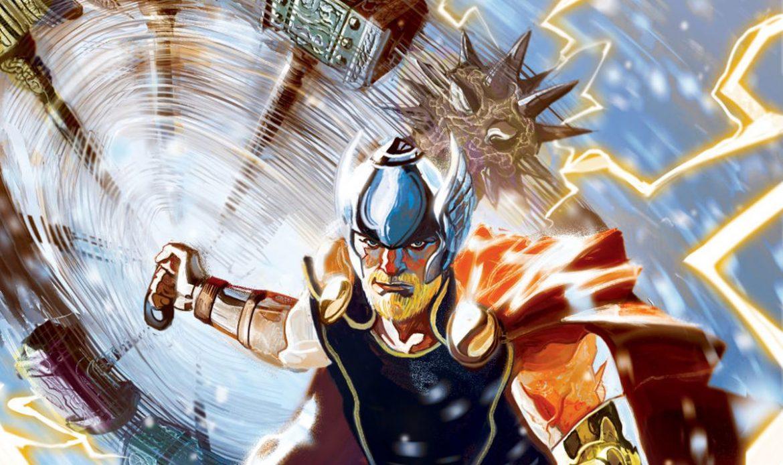 5 نسخه قدرتمند Thor