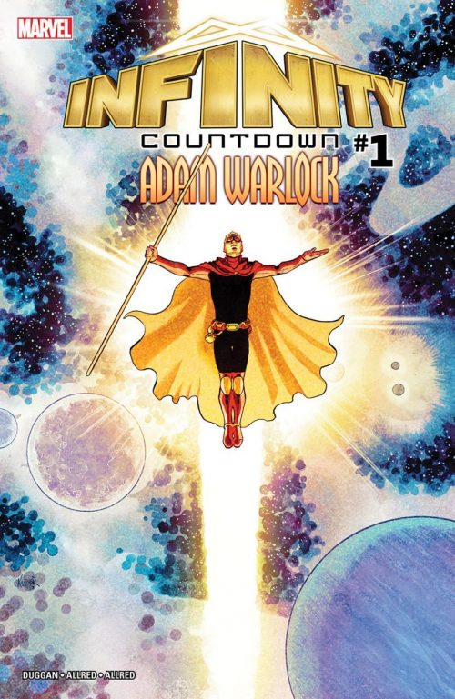infinity countdown adam warlock