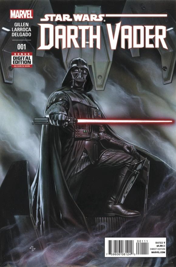 Darth Vader کمیک