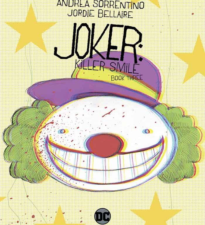 کمیک Joker Killer Smile