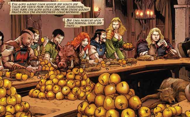 asgard apples