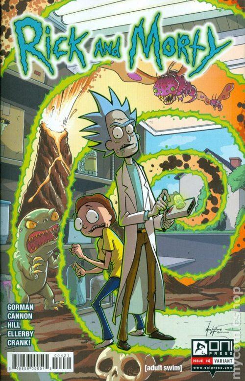 Rick-And-Morty-comic