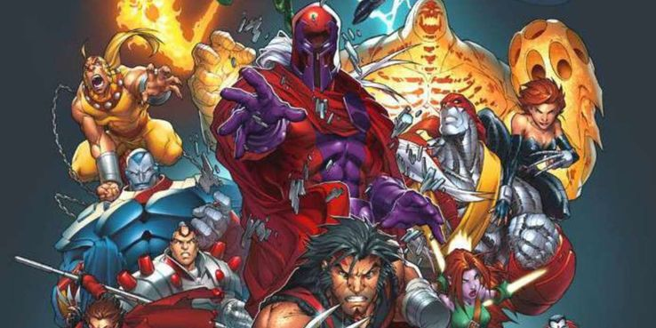 10 legion unknown thing