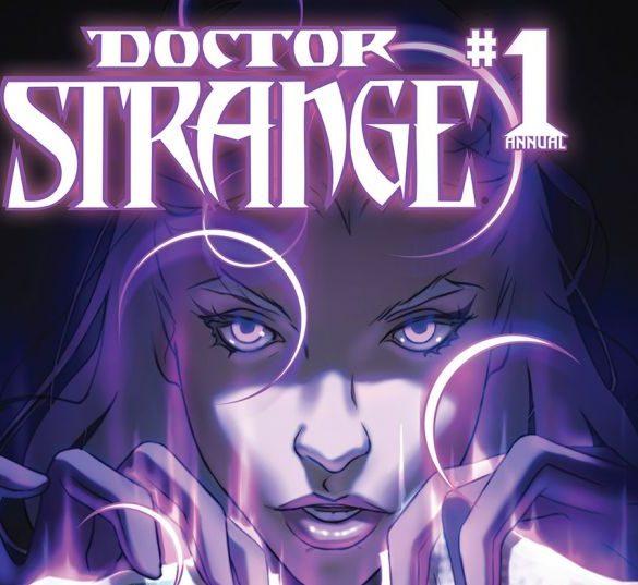 کمیک Doctor Strange
