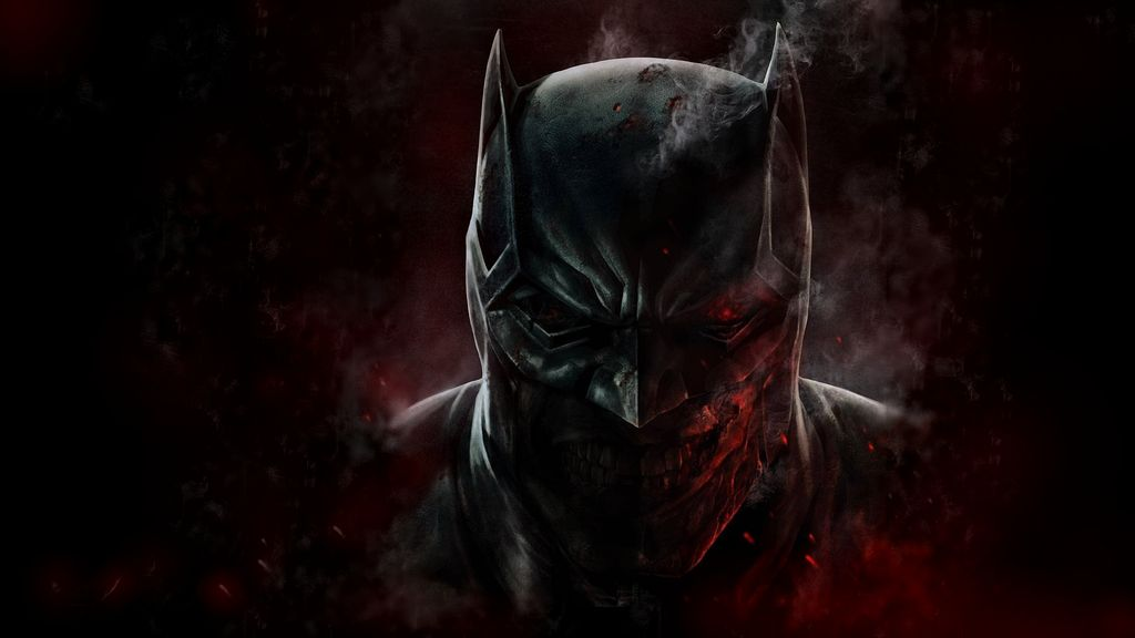 کمیک Batman Damned