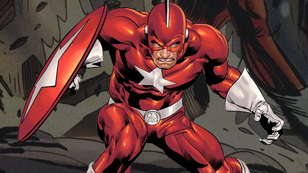red guardian in comics