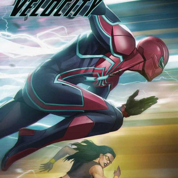 کمیک بوک Marvels Spider-Man - Velocity