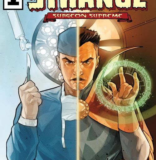 کمیک Dr. Strange - Surgeon Supreme