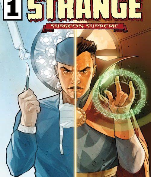 کمیک Dr. Strange - Surgeon Supreme