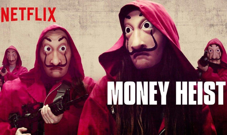 سریال سرقت پول