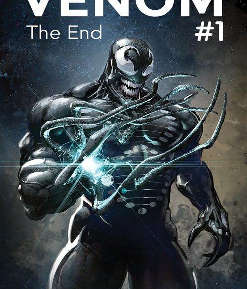 کمیک ونوم : پایان