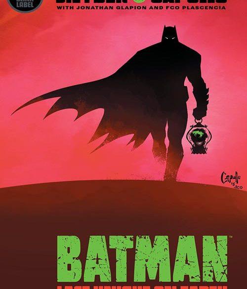 کمیک Batman - Last Knight on Earth