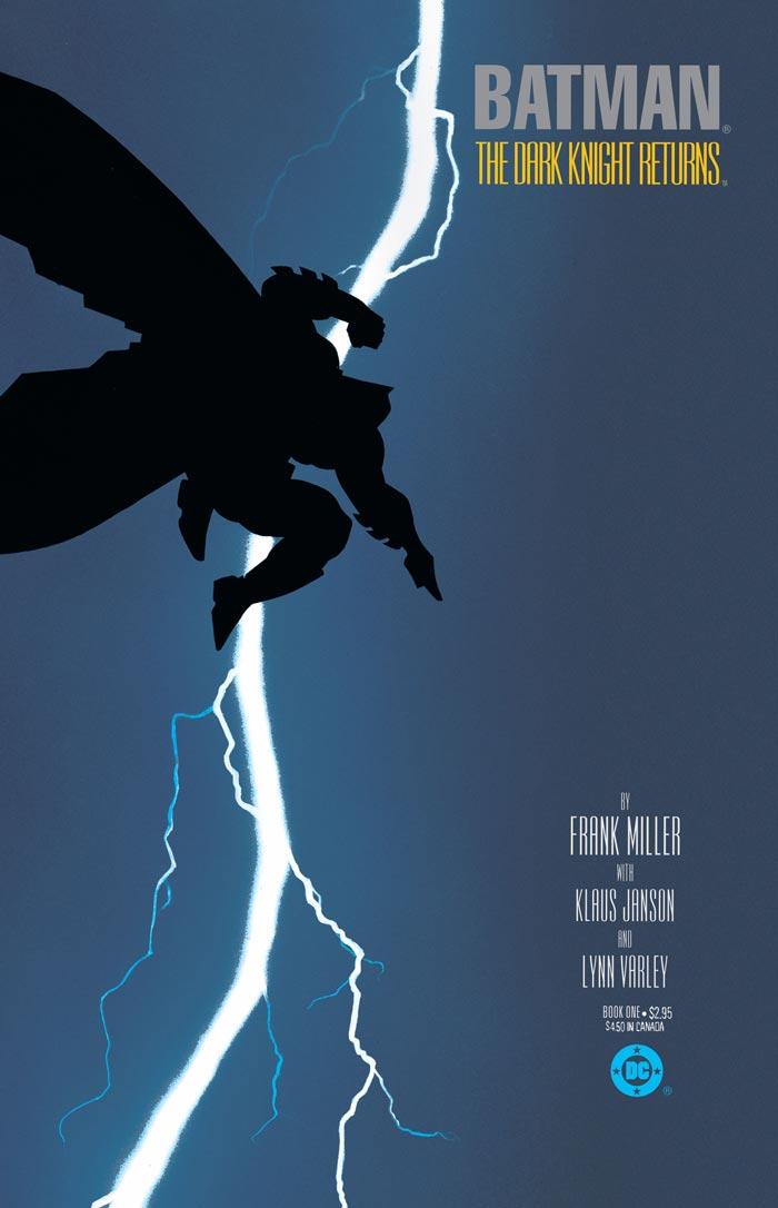 کمیک The Dark Knight Returns
