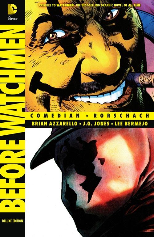 کمیک Before Watchmen: Comedian/Rorschach