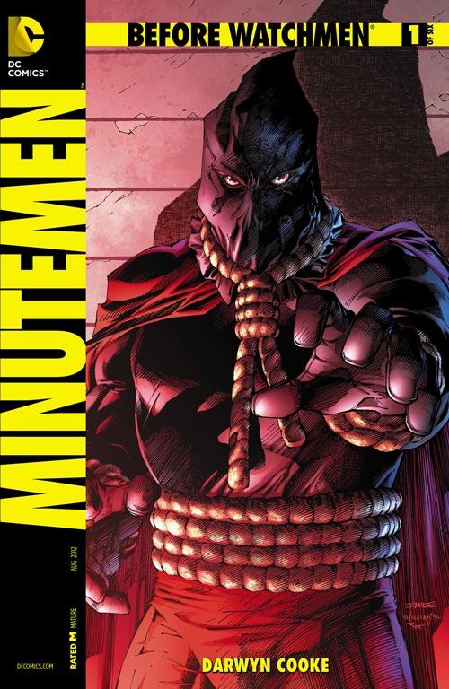 کمیک Before Watchmen: Minutemen
