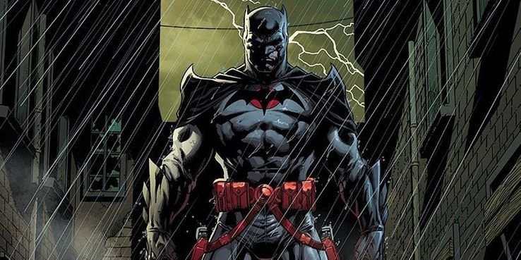 Thomas Wayne Batman - FlashPoint