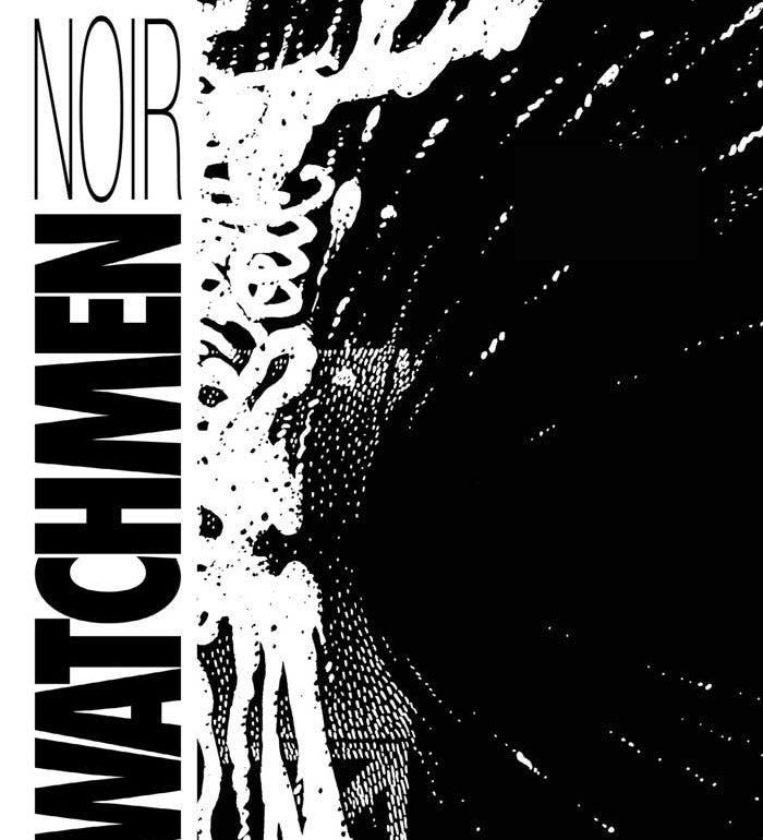 کمیک (Watchmen Noir (2016