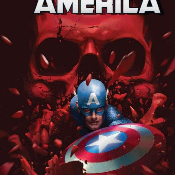 کمیک کاپیتان آمریکا: پایان (2020)