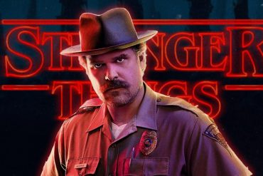 hopper stranger things