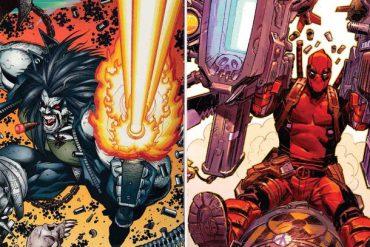 Marvel Characters Lobo