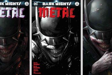 معرفی رویداد Dark Night Metal