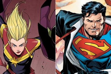 Captain-Marvel-Superman