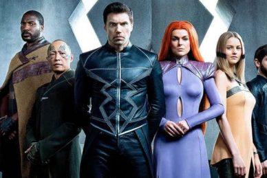 Inhumans-Team