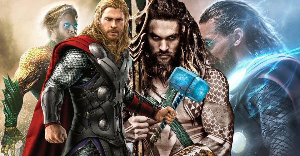 Aquaman-and-Thor