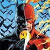 Batman The Flash cover
