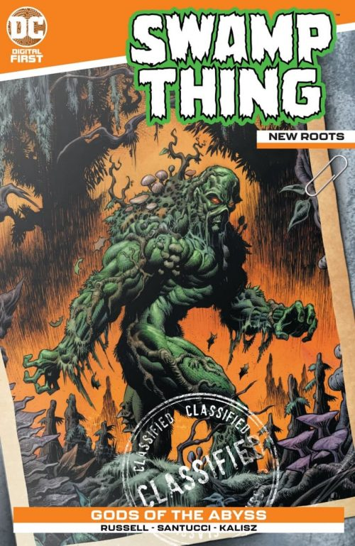 SWAMP THING NEW ROOTS