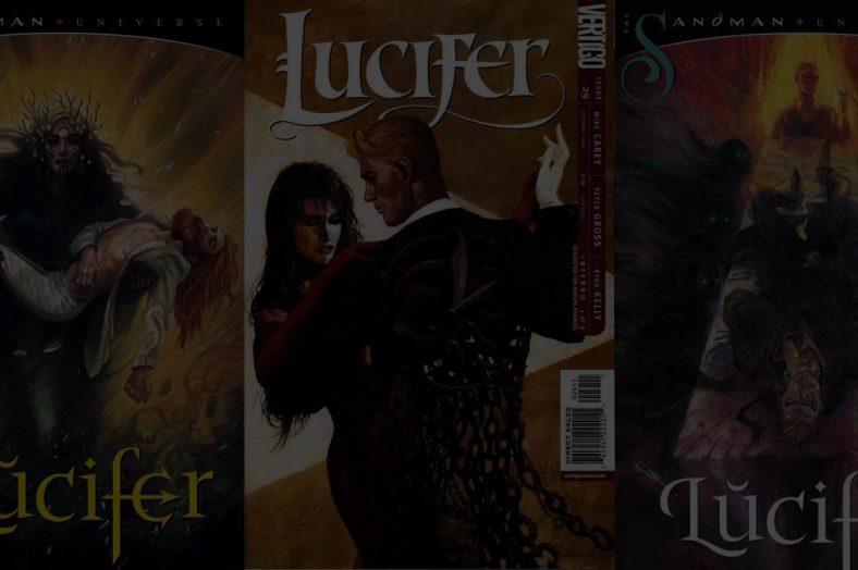 lucifer comics cover
