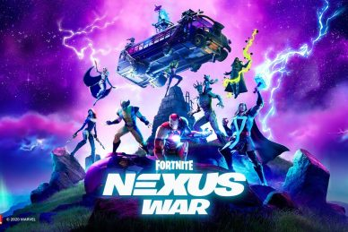 Fortnite x Marvel - Nexus War