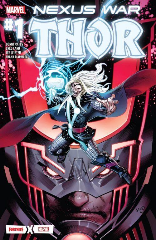 Fortnite x Marvel - Nexus War thor