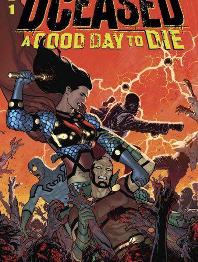 DCeased A Good Day To Die