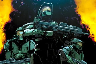 Halo Fall Of Reach - Covenant