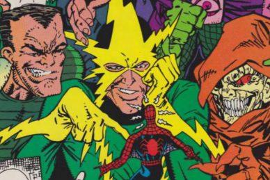 spiderman sinister six