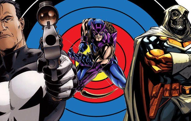 Marvel-Marksmen