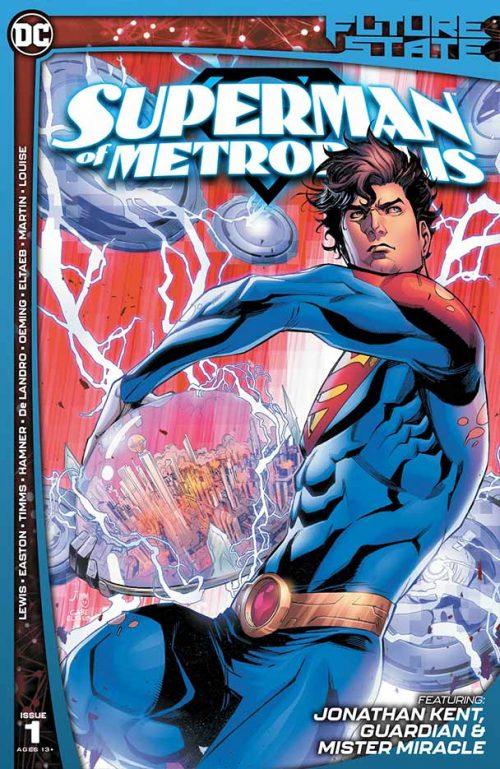 Superman-Of-Metropolis