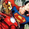 Iron-Man-and-Superman-Comic-Art