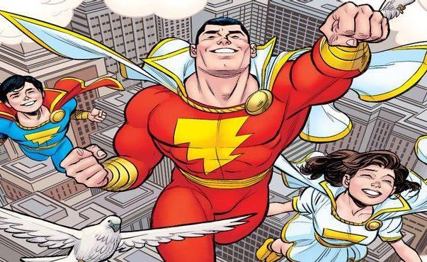 Captain-Marvel-Family