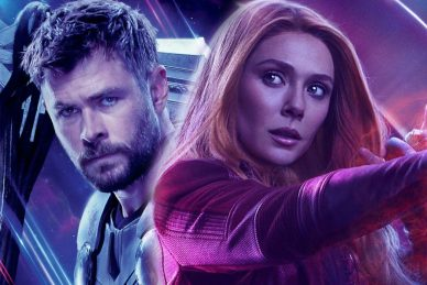Thor-and-Scarlet-Witch
